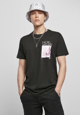 Tricouri All Day Every Day Pink Mister Tee