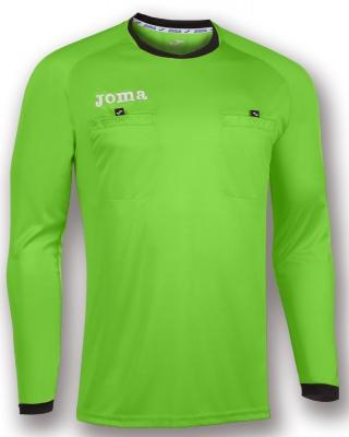 Tricouri Referee Green Fluor Joma