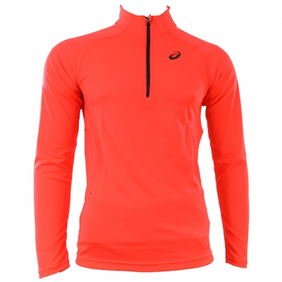 Tricouri ASICS RUNNING LS 1/2 zip top 124754-0694