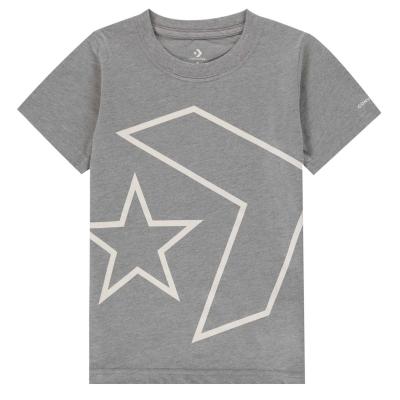 Tricouri Converse Sleeve Logo