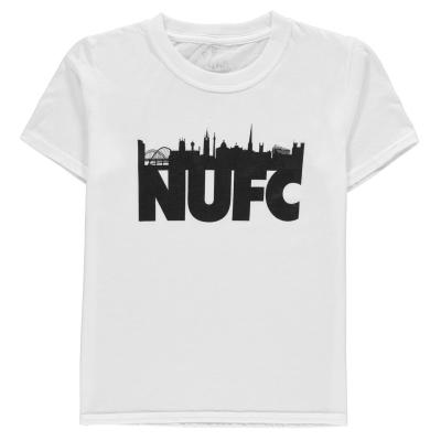 Tricouri NUFC Logo Juniors
