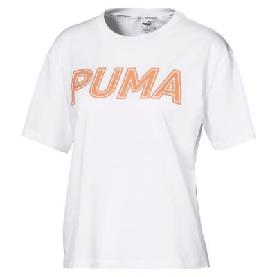 Tricouri Puma MS Logo pentru Femei