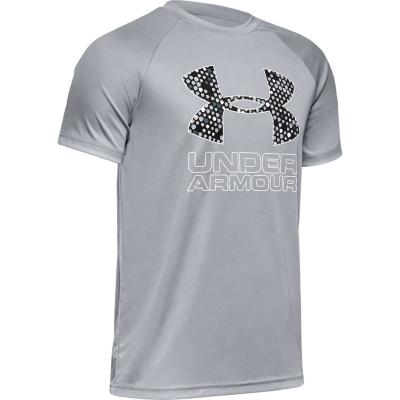 Tricouri Under Armour Armour Tech Big Logo de baieti Junior