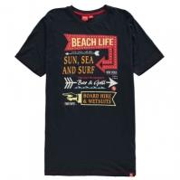 Tricouri D555 Kennedy Beach pentru Barbati
