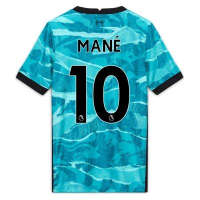 Tricou Deplasare Nike Liverpool Sadio Mane 2020 2021 Junior