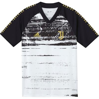 Tricou adidas Juventus Pre Match 2020 2021 Junior