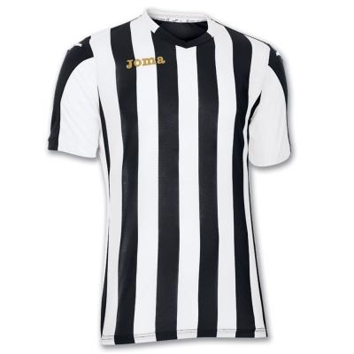 Tricouri Copa Black-white S/s Joma