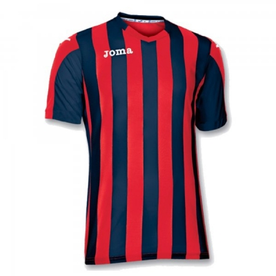 Tricouri Copa Red-navy S/s Joma