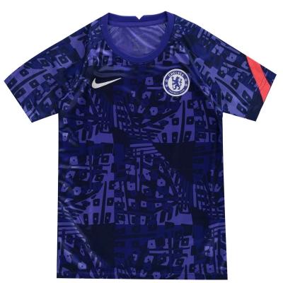 Tricou Nike Chelsea European Pre Match 2020 2021 Junior