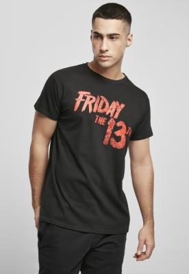 Tricouri Friday The 13th Logo Merchcode