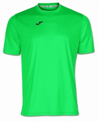 Tricouri Combi Green Fluor S/s Joma