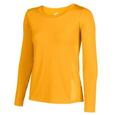 Tricouri Electra Mustard L/s pentru Femei Joma