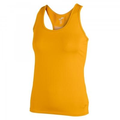 Tricouri Electra Mustard Sleeveless pentru Femei Joma