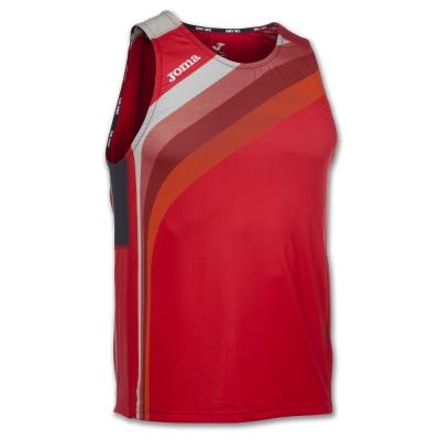 Tricouri Running Red Sleeveless Joma