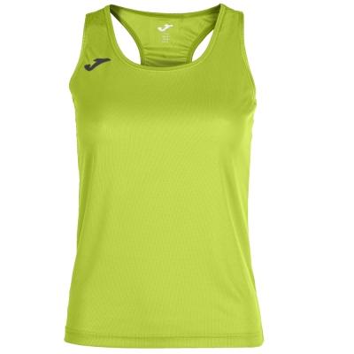 Tricouri Race Green Sleeveless pentru Femei Joma