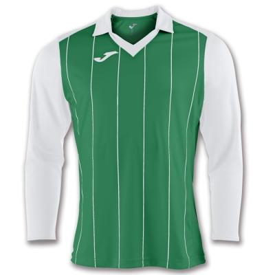 Tricouri Grada Green-white L/s Joma