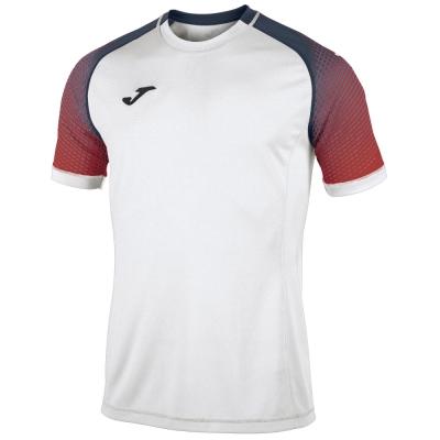 Tricouri Dinamo Iii White-red S/s Joma