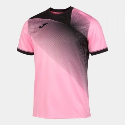 Tricouri Hispa Ii Pink-black S/s Joma