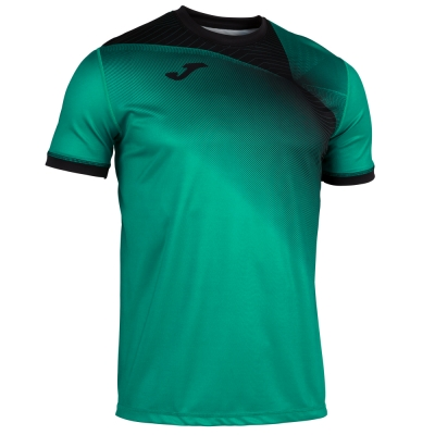 Tricouri Hispa Ii Green-black S/s Joma