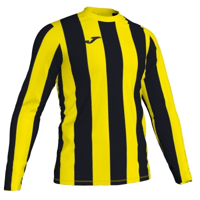 Tricouri Inter Yellow-black L/s Joma