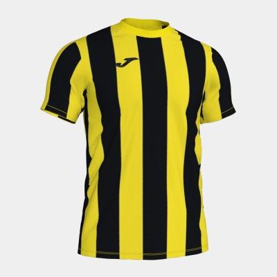 Tricouri Inter Yellow-black S/s Joma