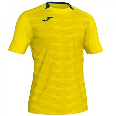 Tricouri Myskin Ii Yellow S/s Joma