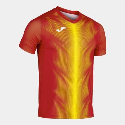 Tricouri Olimpia Red-yellow S/s Joma