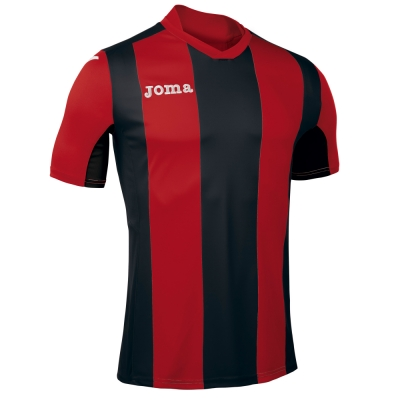 Tricouri Pisa V Red-black S/s Joma