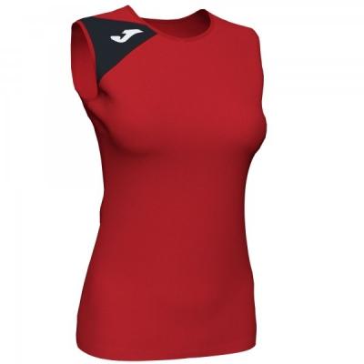 Tricouri Spike Red-black Sleeveless Joma