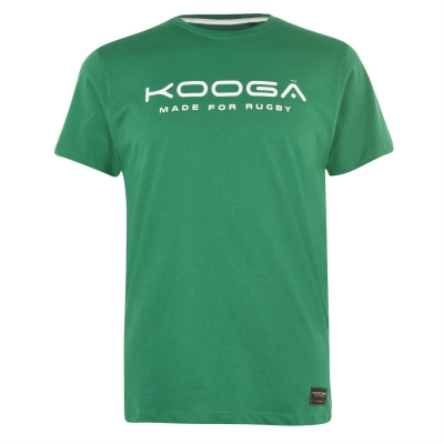Tricouri KooGa Cotton Logo Senior