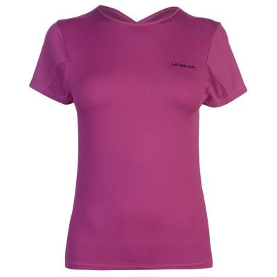 Tricouri LA Gear Fitted pentru Femei