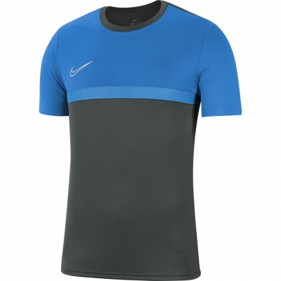 Tricouri Men's Nike Academy PRO Dry SS TOP blue-gray BV6926 075