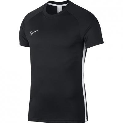 Tricouri Nike M Dry Academy SS Men's black and white AJ9996 010