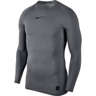 Tricouri Nike Pro Top Compression LS gray 838077 091