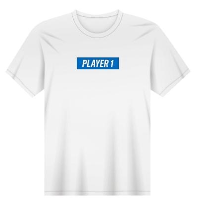 Tricouri PlayStation Player One pentru Barbati