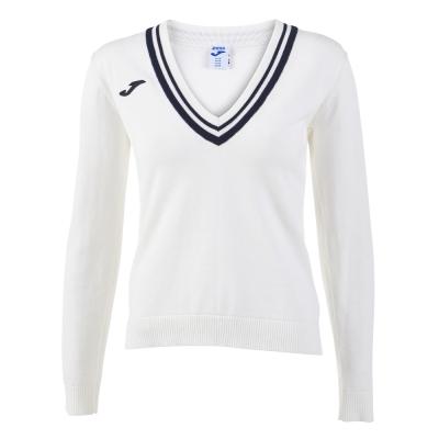 Polo Tenis 80 L/s White pentru Femei Joma
