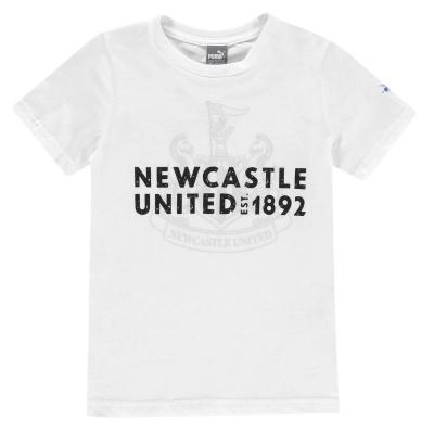 Tricouri Puma Newcastle United Graphic de baieti Junior