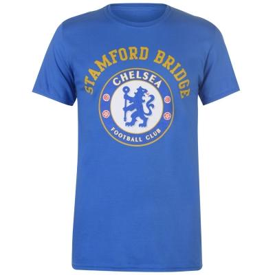 Tricouri Source Lab Chelsea Crest pentru Barbati