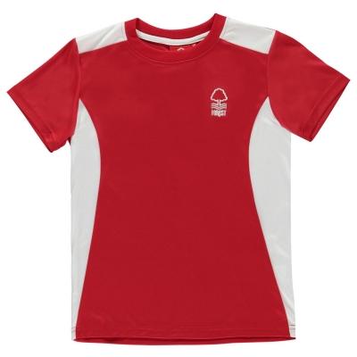 Tricouri Source Lab Lab Nottingham Forest Football Club Poly pentru Barbati
