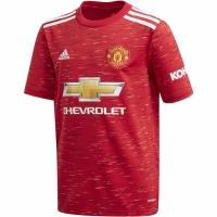 Tricouri for adidas Manchester United Home Jersey red FM4292 Junior pentru Copil