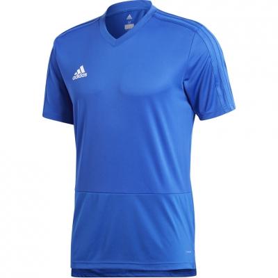 Tricouri Men's adidas Condivo 18 Training Jersey blue CG0352 adidas teamwear