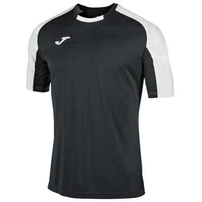 Tricouri Essential Black-white S/s Joma