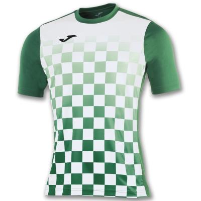 Tricouri Green-white S/l Joma