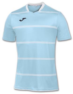 Tricouri Standard Sky Blue Stripes S/s Joma
