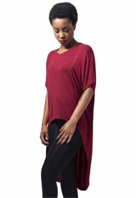 Tricouri Viscose Oversized HiLo pentru Femei Urban Classics