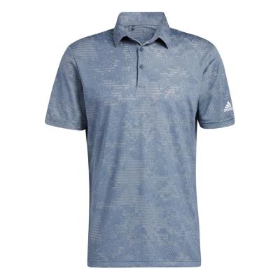 Tricouri Polo adidas Camo pentru Barbati