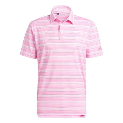 Tricouri Polo adidas Heather Snap pentru Barbati