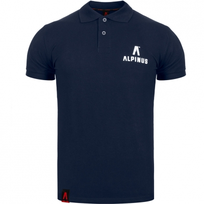 Men's Alpinus Wycheproof Polo navy blue ALP20PC0045