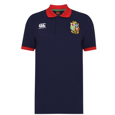 Tricouri Polo Canterbury British and Irish Lions Nations pentru Barbati