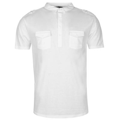 Tricouri Polo Firetrap Double Pocket pentru Barbati